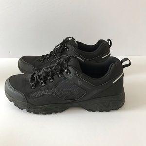 Fila black waterproof shoes size 13